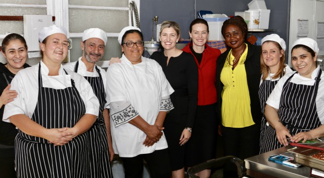 The Good Food Project Team